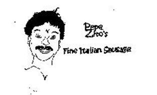 PEPE ZITO'S FINE ITALIAN SAUSAGE