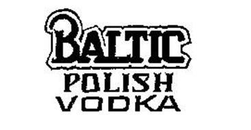 BALTIC POLISH VODKA