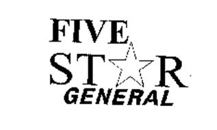 FIVE ST*R GENERAL