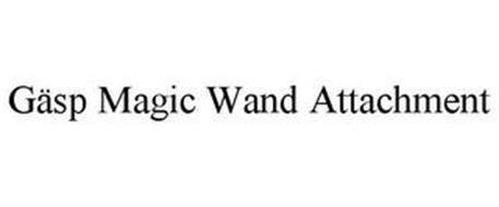 GÄSP MAGIC WAND ATTACHMENT