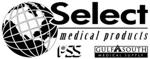 SELECT MEDICAL PRODUCTS PSS GULF SOUTH MEDICAL SUPPLY