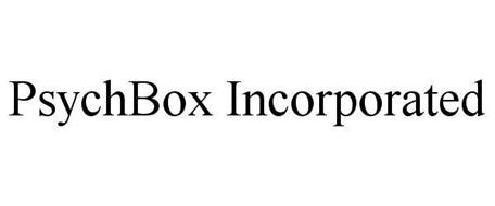 PSYCHBOX INCORPORATED