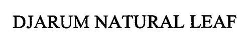 DJARUM NATURAL LEAF