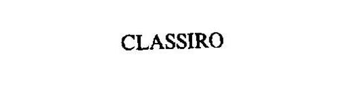 CLASSIRO
