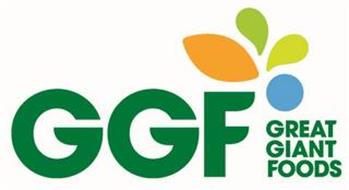 GGF GREAT GIANT FOODS