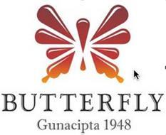 BUTTERFLY GUNACIPTA 1948