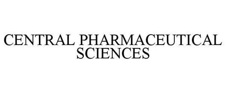 CENTRAL PHARMACEUTICAL SCIENCES