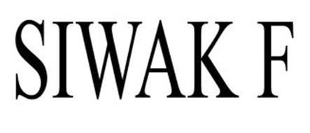 SIWAK F