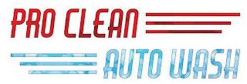 PRO CLEAN AUTO WASH