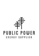 PUBLIC POWER ENERGY SUPPLIER