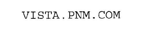 VISTA.PNM.COM