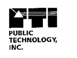 PTI PUBLIC TECHNOLOGY, INC.