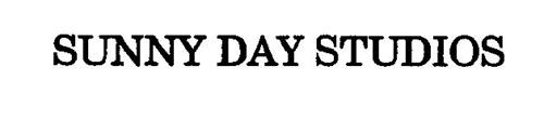 SUNNY DAY STUDIOS
