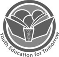 YET YOUTH EDUCATION FOR TOMORROW