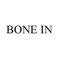 BONE IN