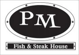 Pm fish steak house trademark of puerto madero for Pm fish steak house