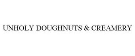 UNHOLY DOUGHNUTS & CREAMERY