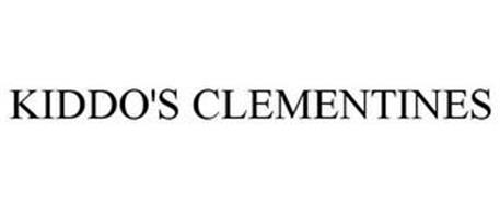 KIDDO'S CLEMENTINES