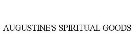 AUGUSTINE'S SPIRITUAL GOODS