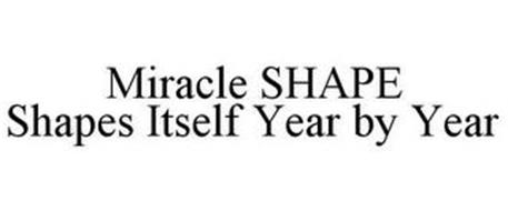 THE MIRACLE SHAPE TREE SHAPES ITSELF YEAR AFTER YEAR