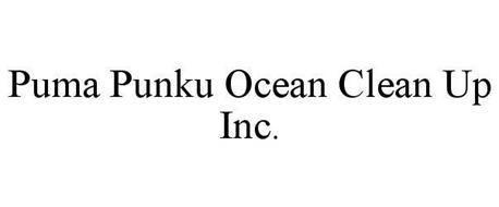 PUMA PUNKU OCEAN CLEAN UP INC.