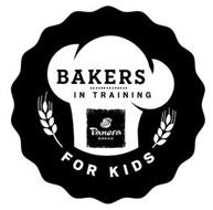 BAKERS IN TRAINING PANERA BREAD FOR KIDS