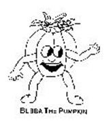 BUBBA THE PUMPKIN