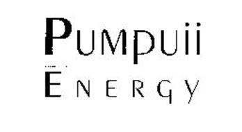 PUMPUII ENERGY