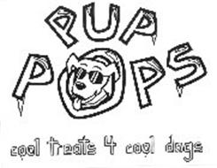 PUP POPS COOL TREATS 4 COOL DOGS