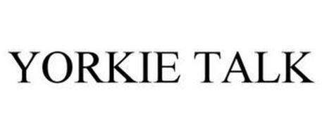 YORKIE TALK