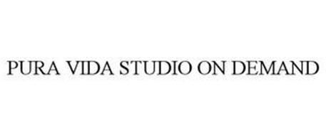 PURA VIDA STUDIO ON DEMAND