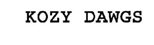 KOZY DAWGS