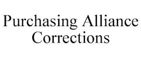PURCHASING ALLIANCE CORRECTIONS