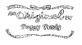 AN ORIGINAL BY PEGGY PURDY