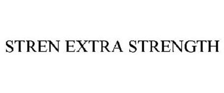 Stren extra strength trademark of pure fishing inc for Pure fishing inc