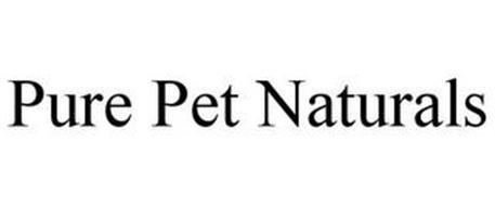 PURE PET NATURALS
