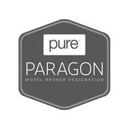 PURE PARAGON MODEL BROKER DESIGNATION