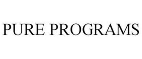 PURE PROGRAMS