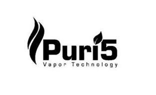 PURI5 VAPOR TECHNOLOGY