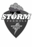 STORM FORMULA MORE WEATHER RESISTANT