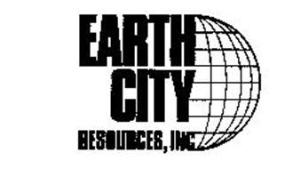 EARTH CITY RESOURCES, INC.