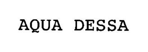 AQUA DESSA