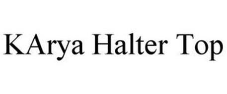 KARYA HALTER TOP