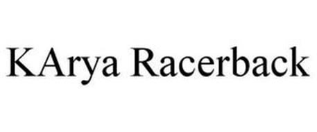 KARYA RACERBACK