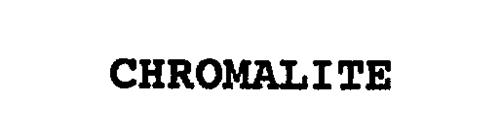 CHROMALITE