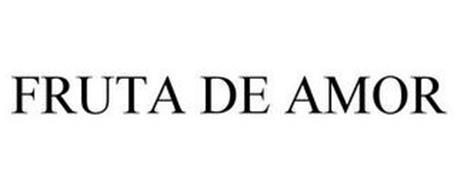 FRUTA DE AMOR