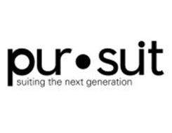 PUR · SUIT SUITING THE NEXT GENERATION