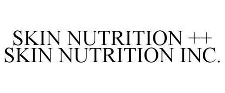 SKIN NUTRITION ++ SKIN NUTRITION INC.