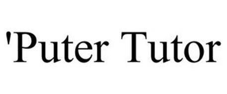 'PUTER TUTOR