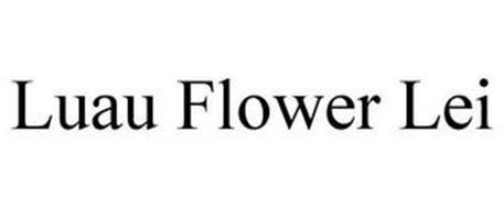 LUAU FLOWER LEI